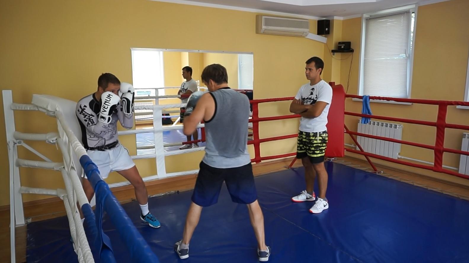 Опыт работы тренер обязанности обучение тайскому боксу.